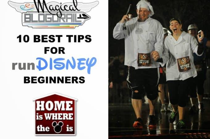 10 Best Tips for runDisney Beginners