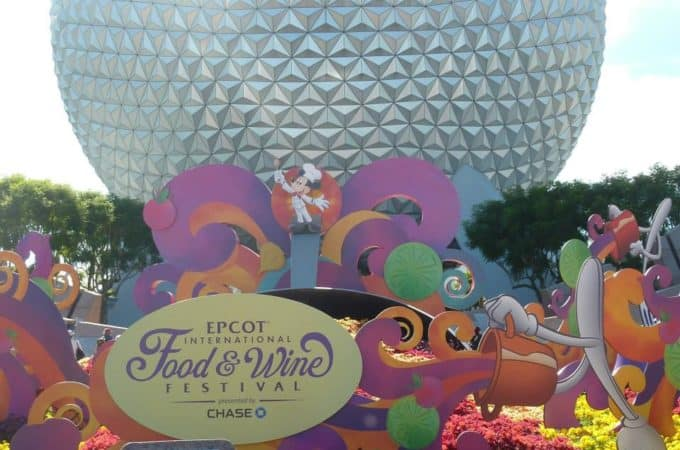 A Vegetarian Guide to Epcot's Food and Wine Festival