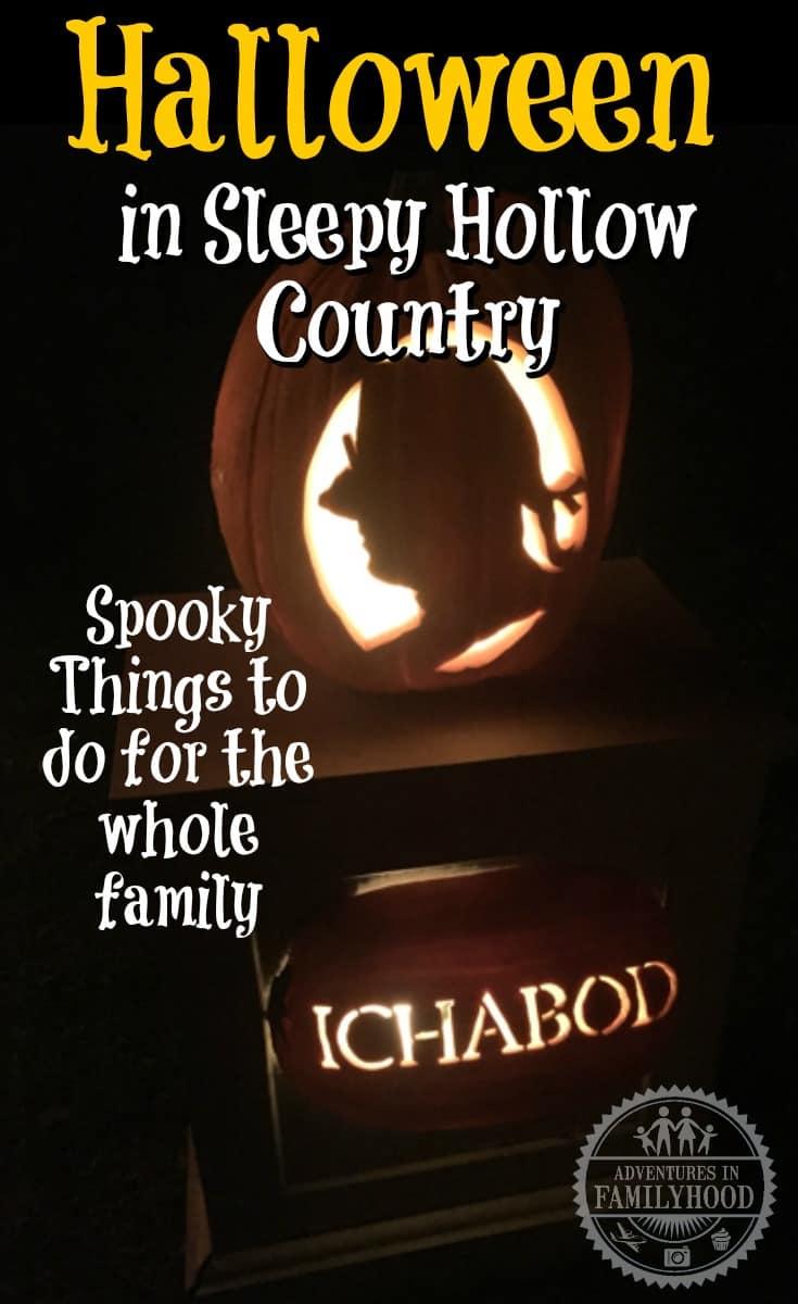 Halloween in Sleepy Hollow Country