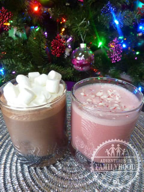 Holiday Frappe | Nutri Ninja Nutri Bowl Duo