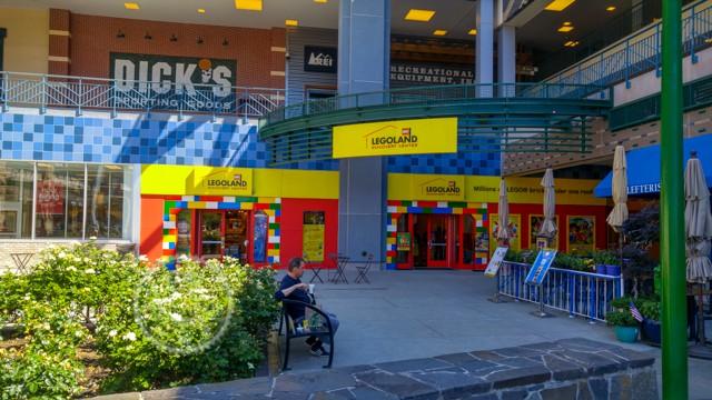 LEGOLAND Discovery Center in Ridge Hill Shopping Center
